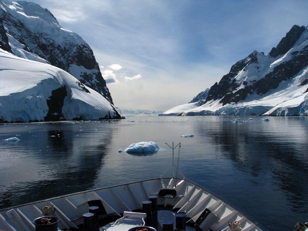 Economic freedom antarctica cruise day 7 petermann island for Port lockroy